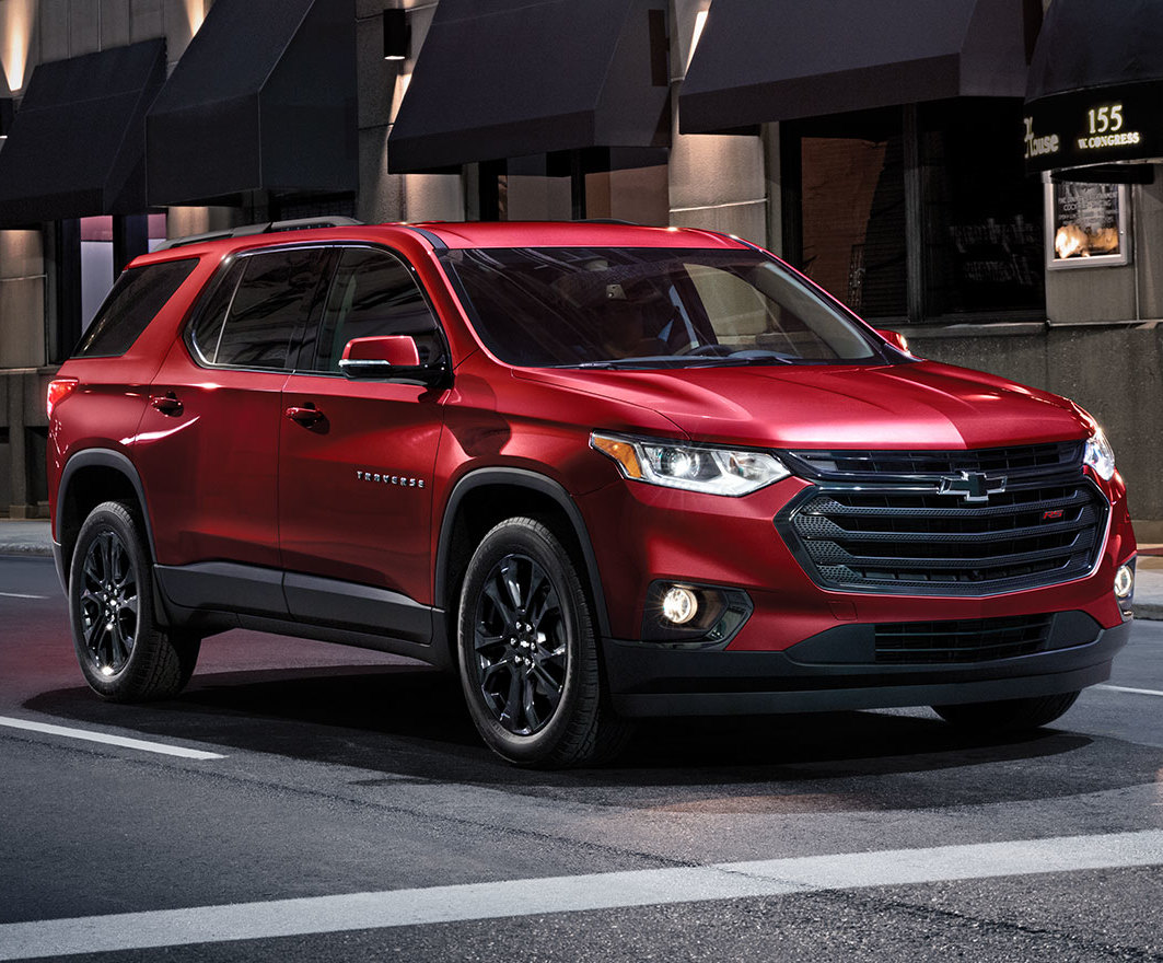 2020 Chevrolet Traverse for Sale near Grand Rapids, MI