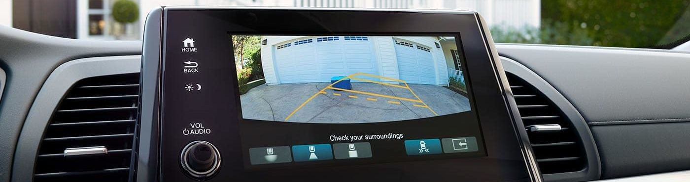 2020 Honda Odyssey Rear View Camera