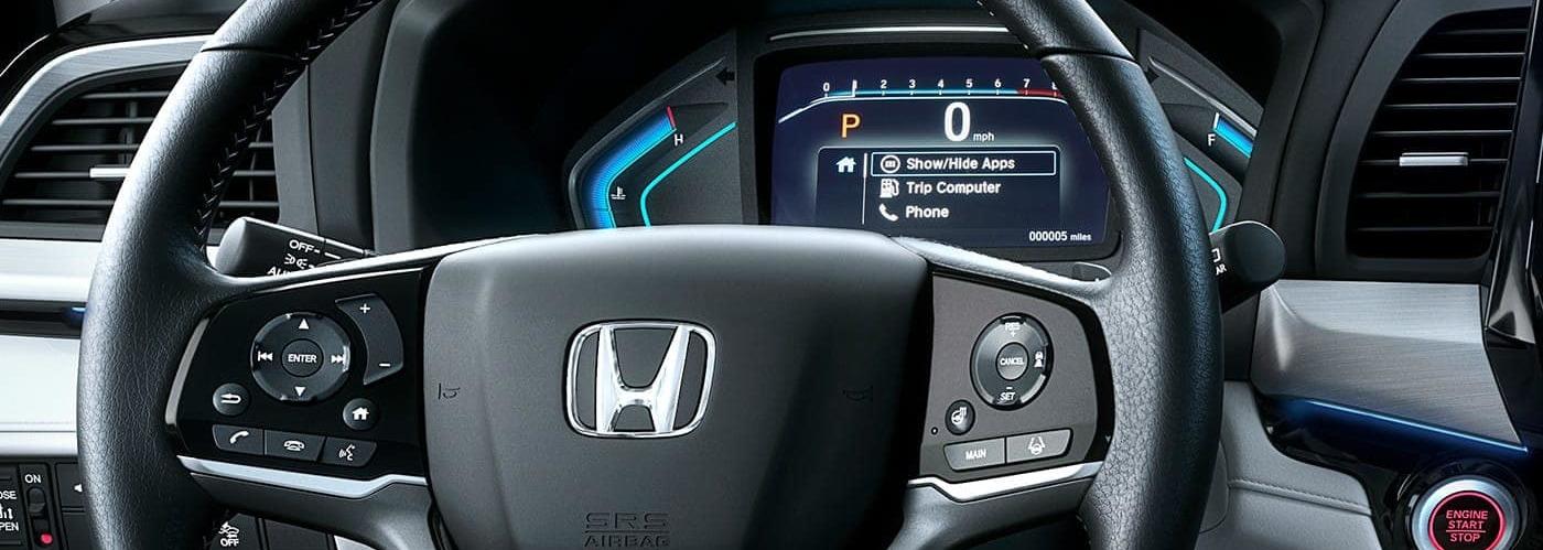 2020 Honda Odyssey Steering Wheel