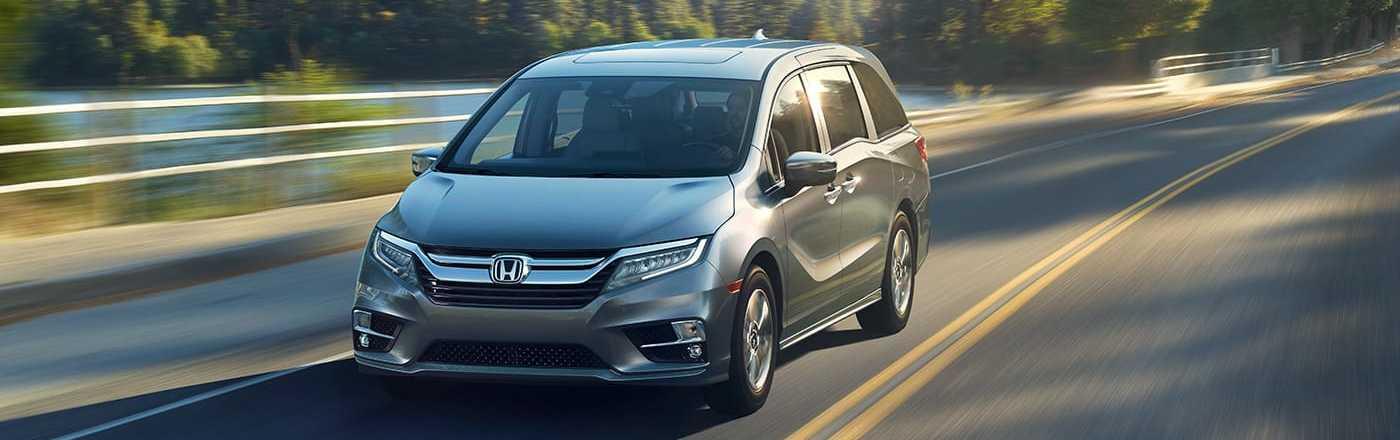 2020 Honda Odyssey Financing near Naperville, IL