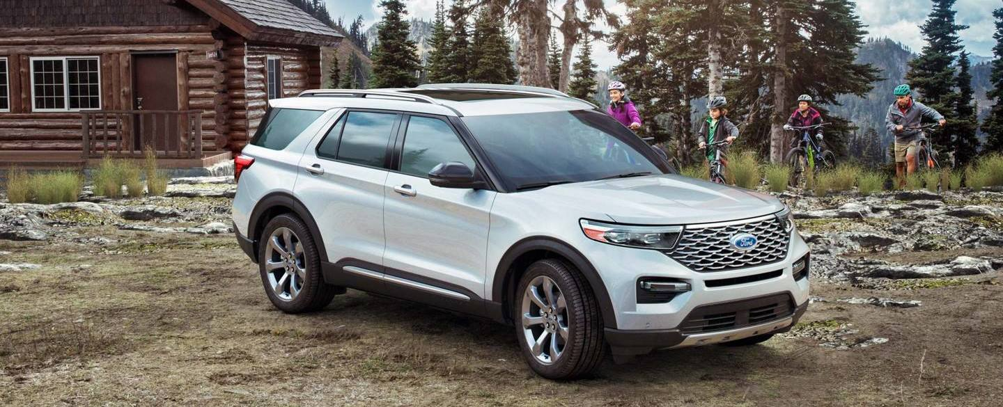 2020 Ford Explorer Financing near Mesquite, TX