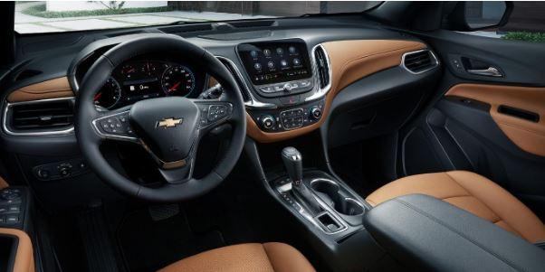 Que viajar en carro no sea solo eso: en la Equinox viajar será un momento de placer y diversión superior.
