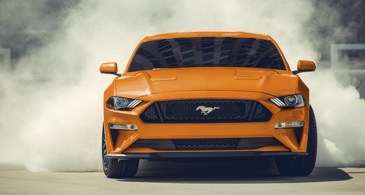 2020 Ford Mustang Financing near Dallas, TX