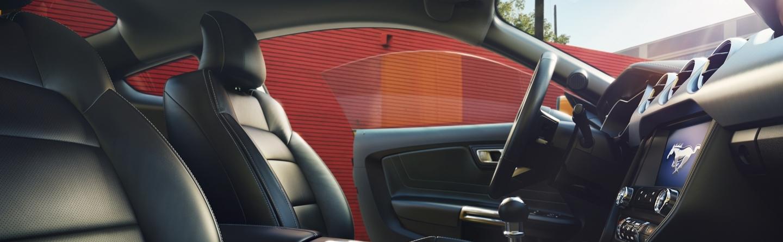 2020 Mustang Interior