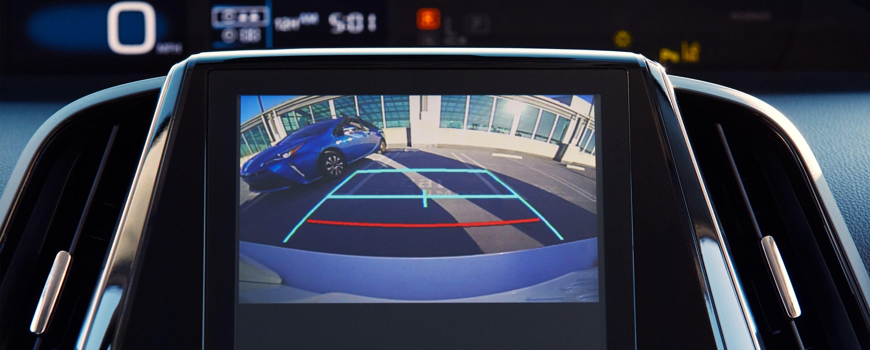 2020 Toyota Prius Technology