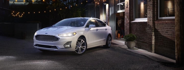 2020 Ford Fusion for Sale near Dallas, TX