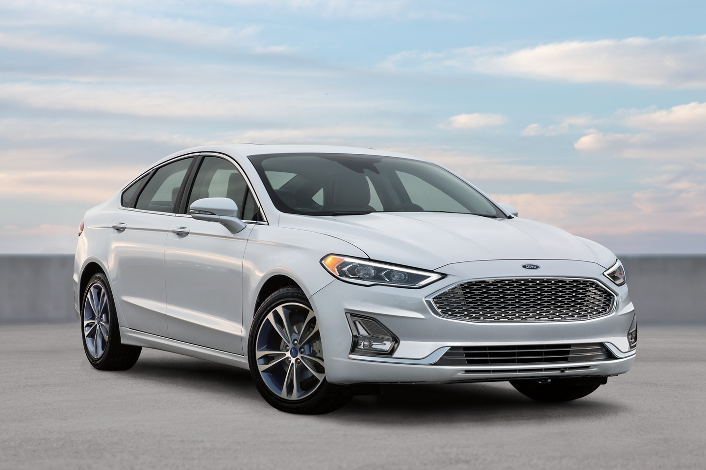 2020 Ford Fusion Financing near Dallas, TX