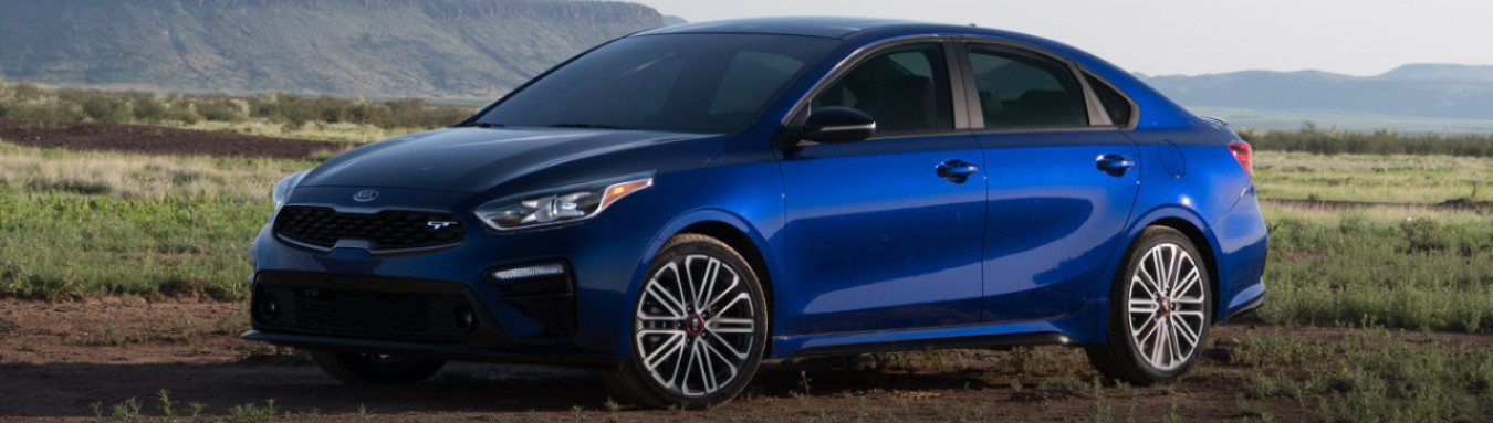 2020 Kia Forte Leasing in Port Charlotte, FL