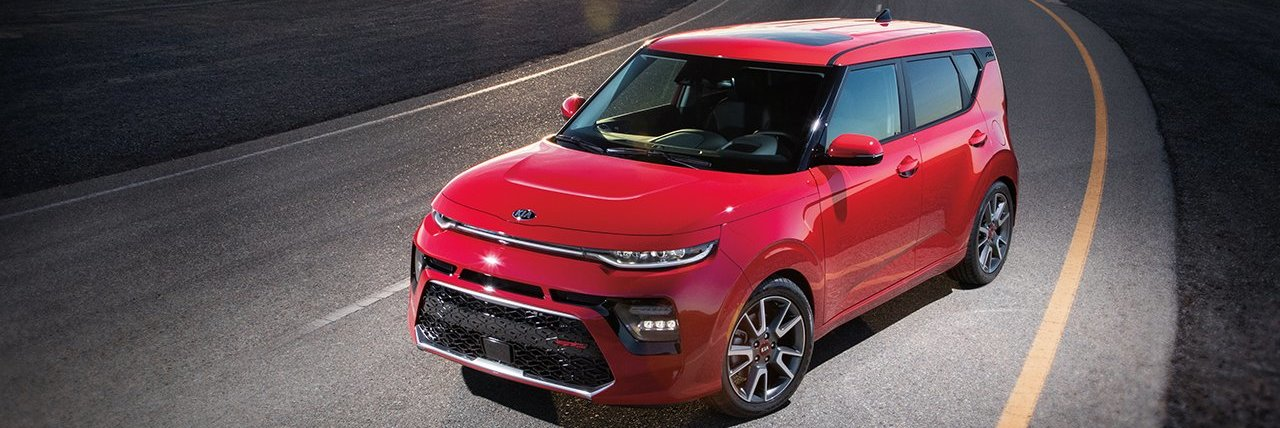 2020 Kia Soul vs 2019 Honda Fit near Tampa, FL