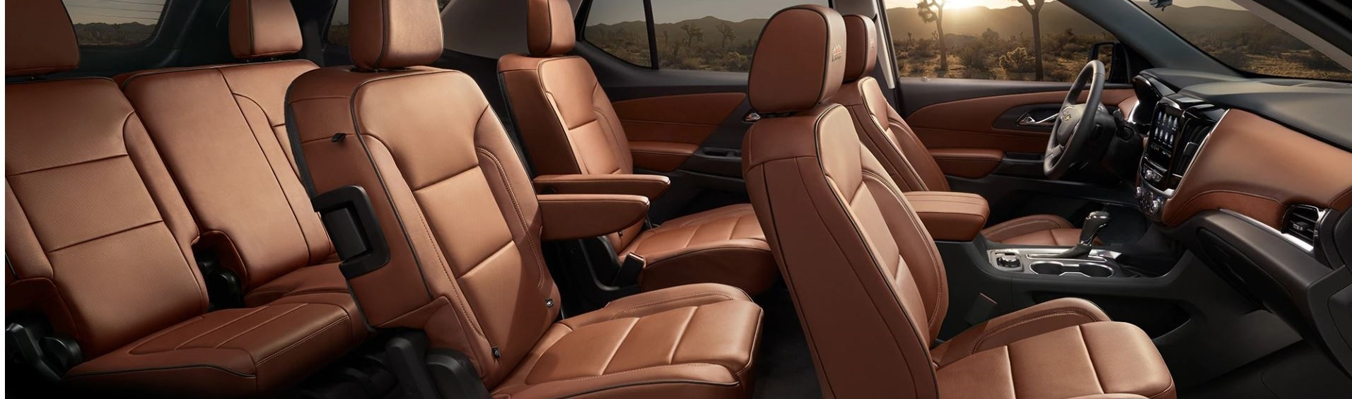2020 Chevrolet Traverse Seating