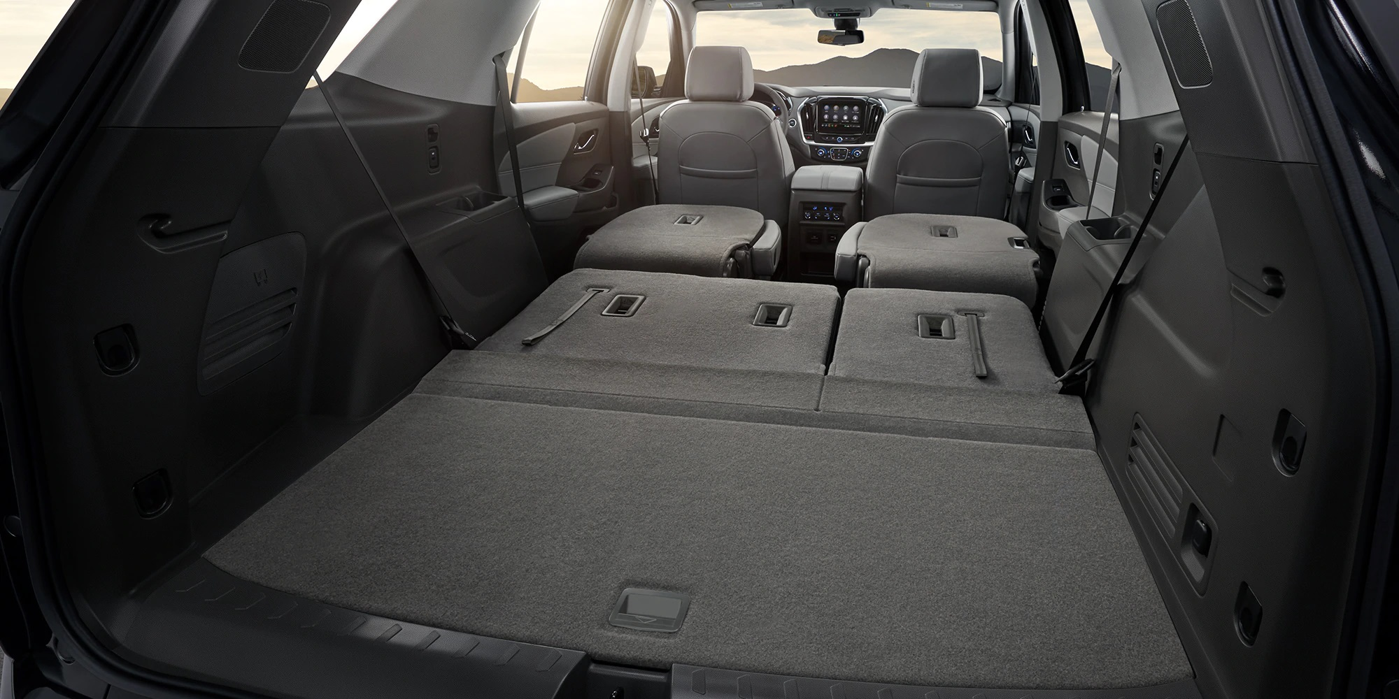 2020 Chevrolet Traverse Cargo Area