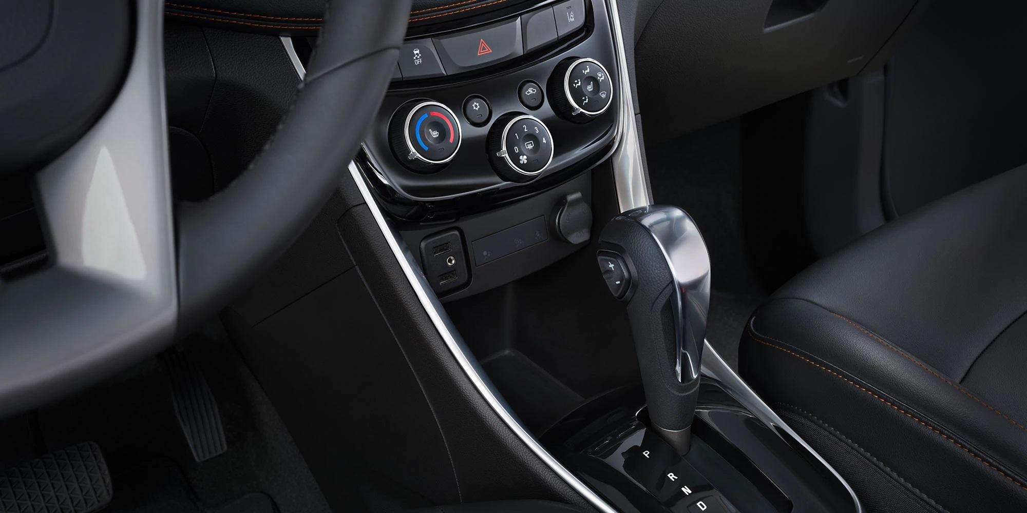 2020 Chevrolet Trax Gear Shifter