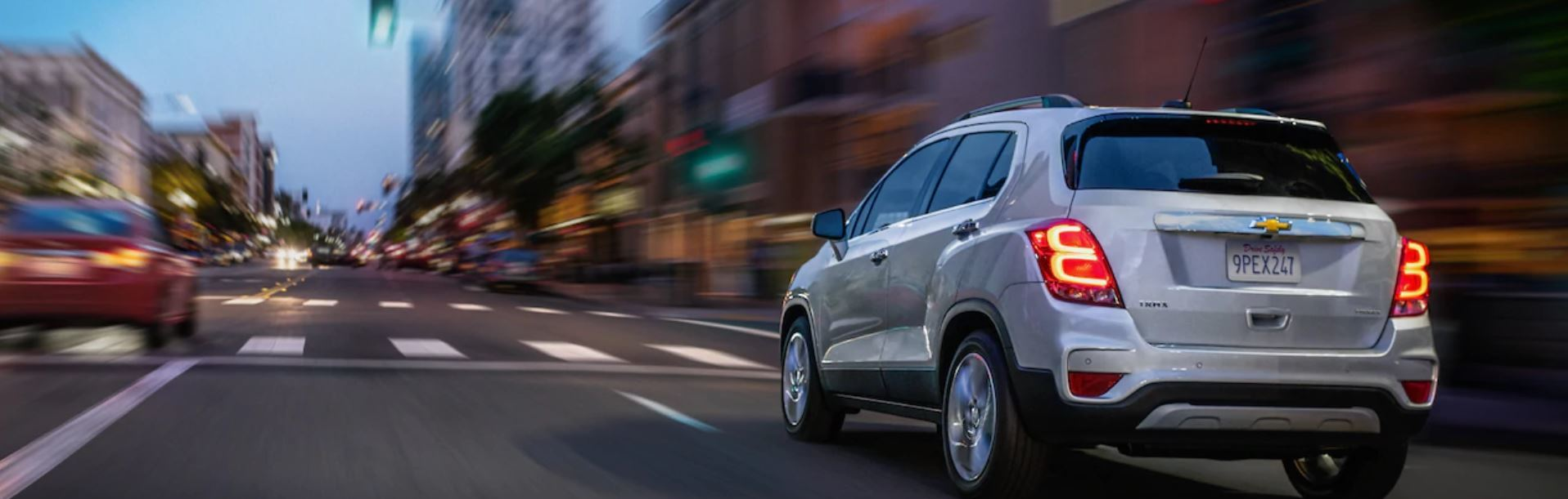 2020 Chevrolet Trax Financing near Portage, IN
