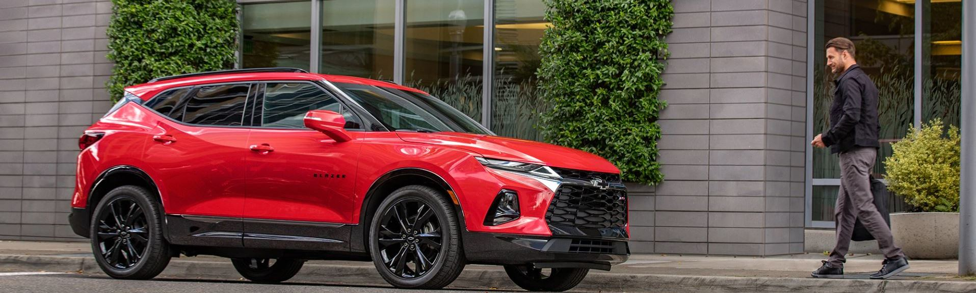 2020 Chevrolet Blazer Financing near Portage, IN