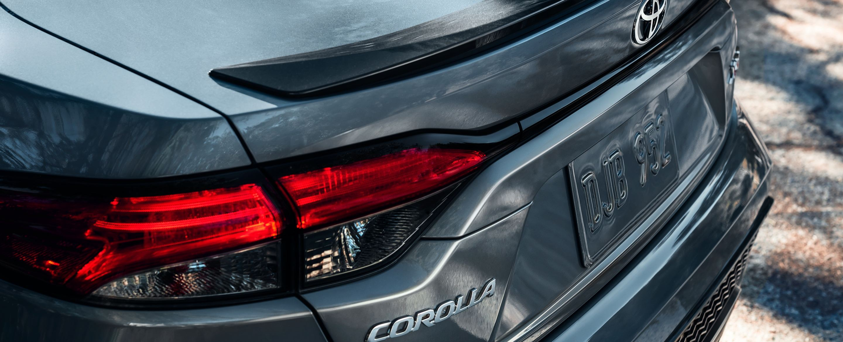 Make a Statement in the 2020 Corolla