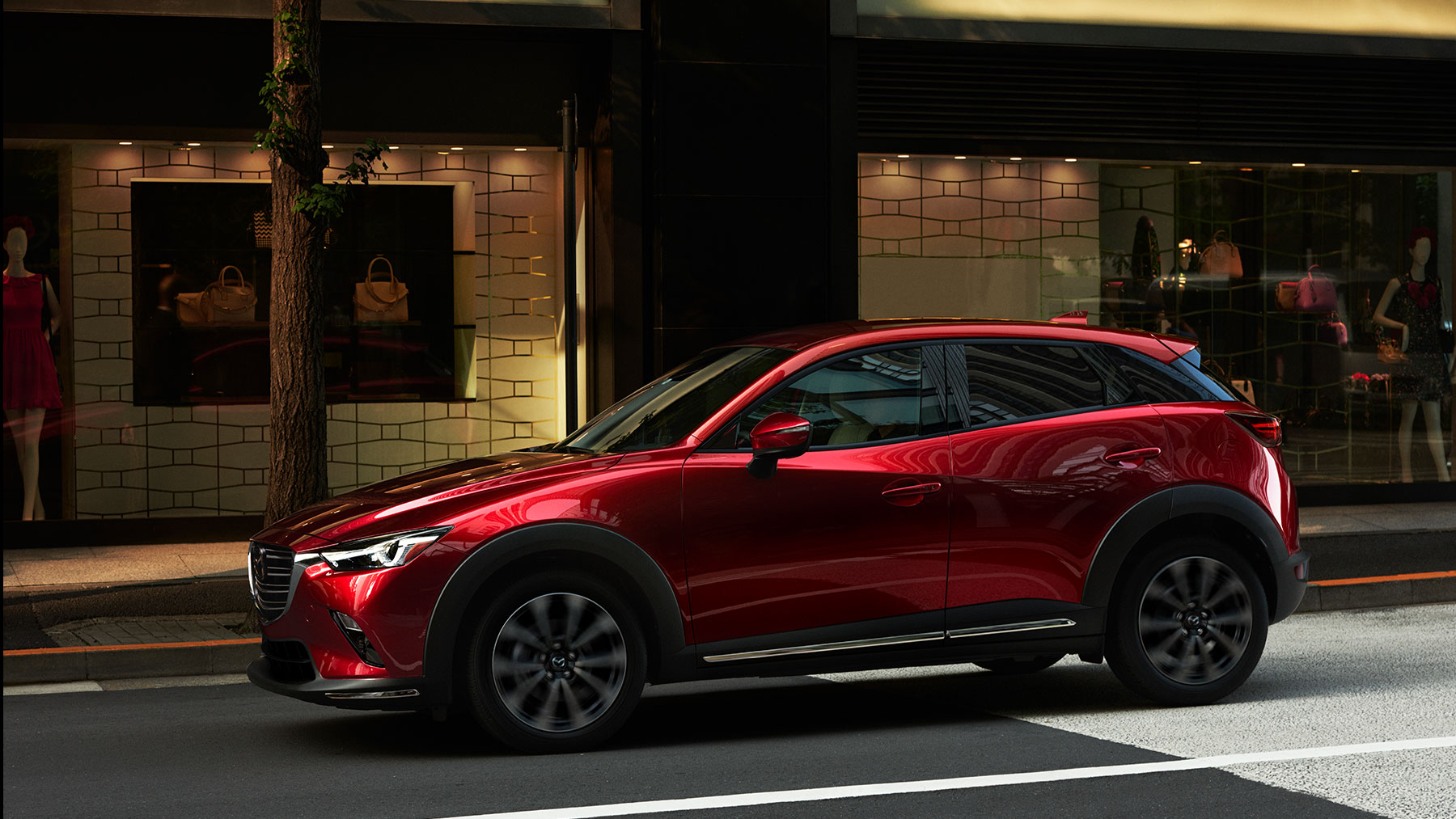2019 Mazda CX-3 Leasing near Boerne, TX