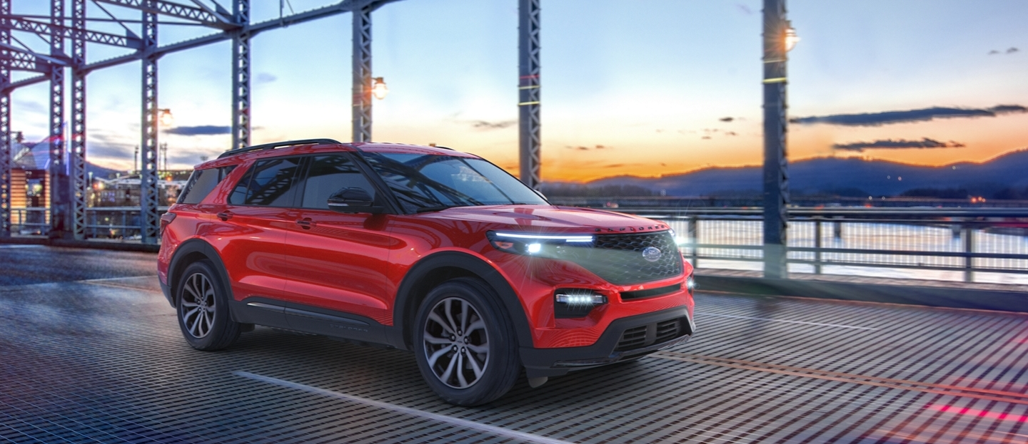 2020 Ford Explorer Financing near Elizabethtown, KY
