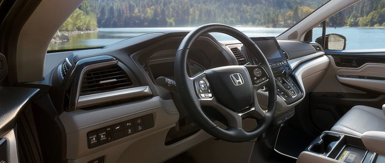 2020 Honda Odyssey Driver's Seat