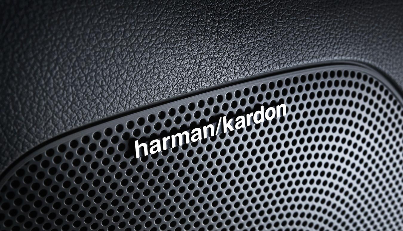 2020 Kia Sportage Available Sound System