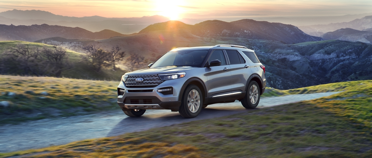 2020 Ford Explorer Leasing near Orland Park, IL