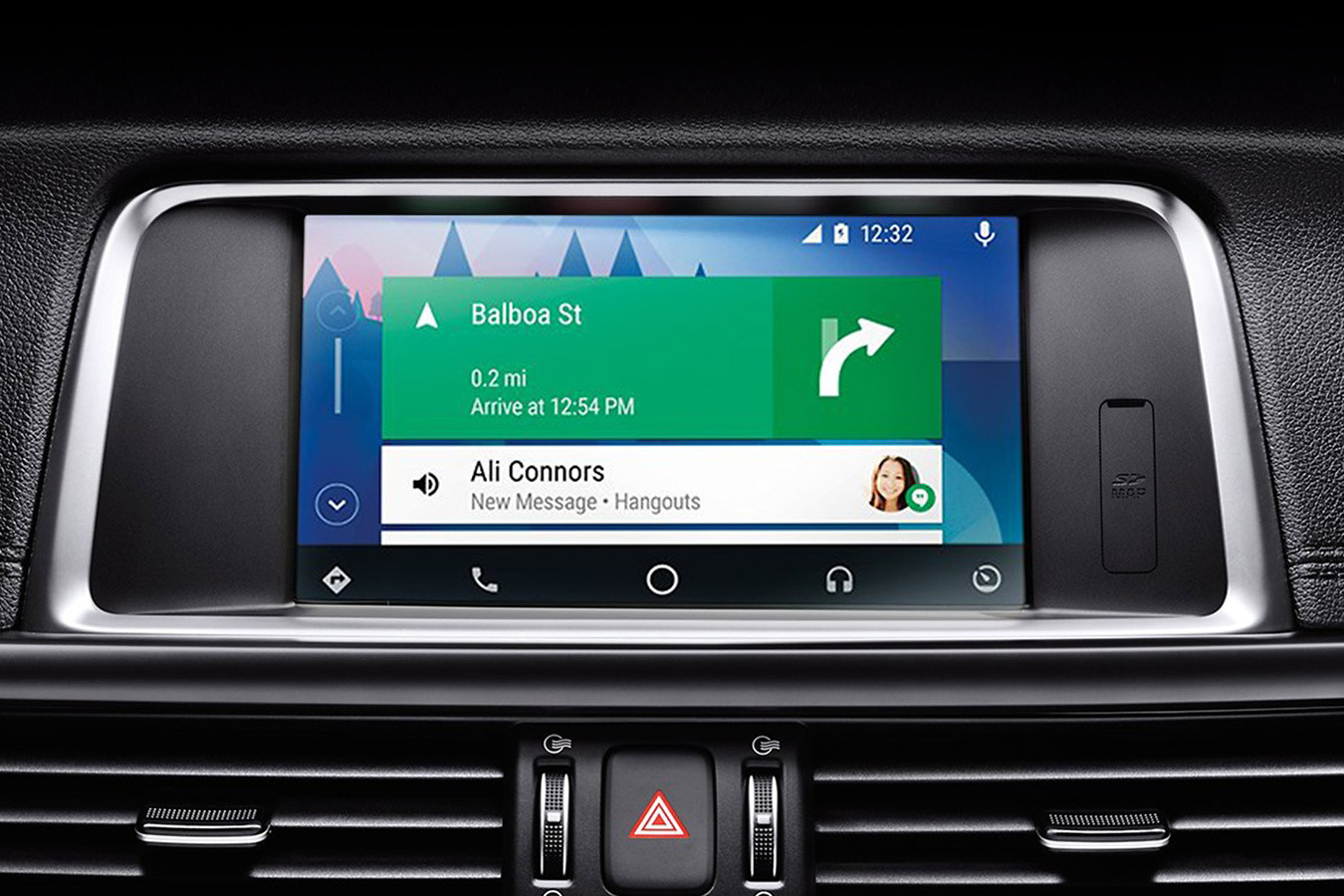 Navigation in the 2020 Optima