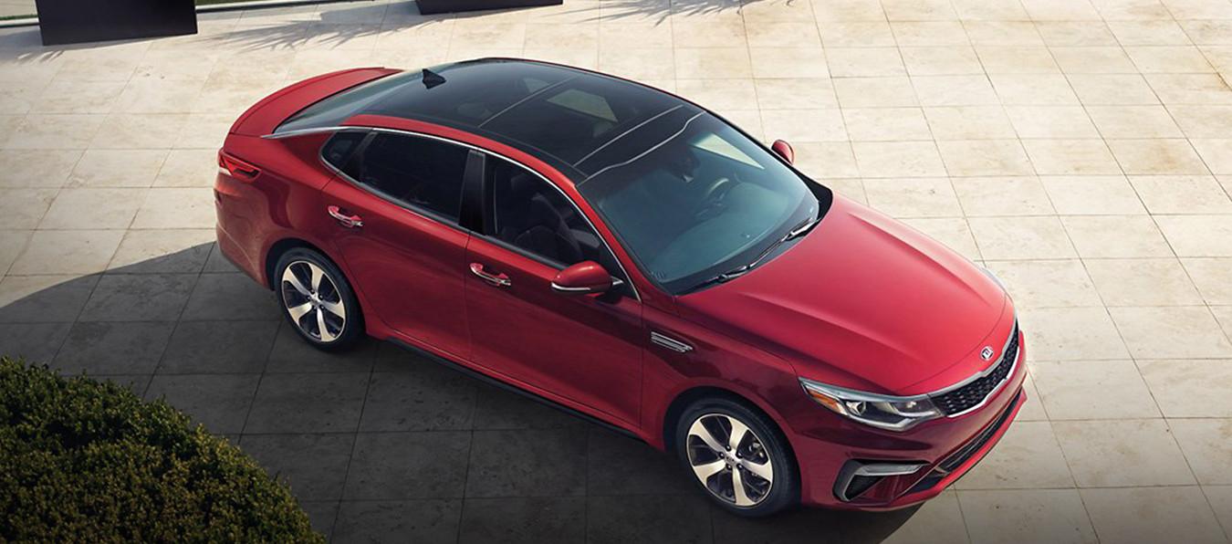 2020 Kia Optima for Sale in San Antonio, TX