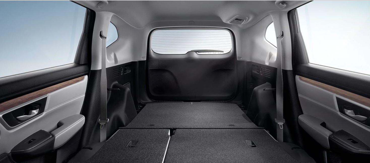 Cargo Space in the 2019 Honda CR-V