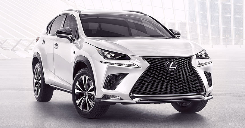 New 2020 NX Lexus of North Miami