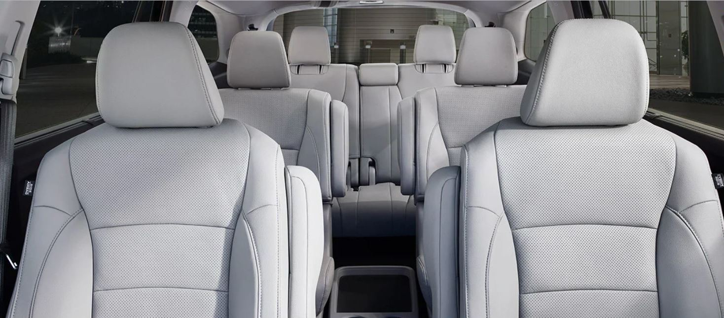 Room for All in the 2020 Honda Pilot