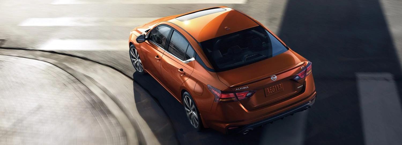 2020 Nissan Altima vs 2020 Honda Accord near Sacramento, CA