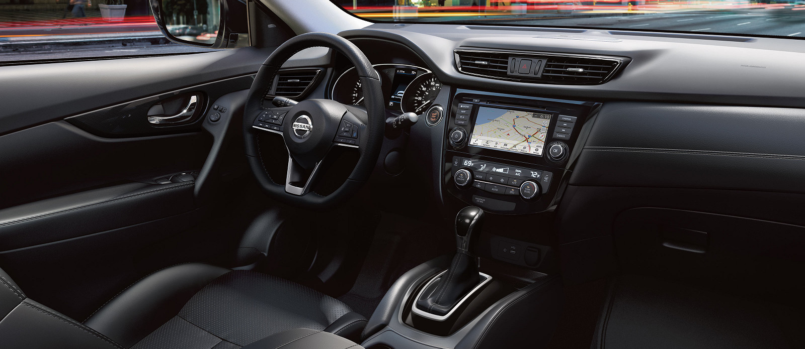 Test Drive the 2020 Nissan Rogue Today!