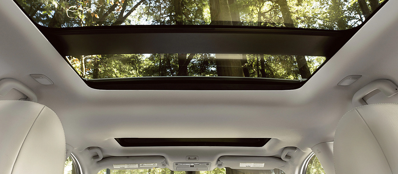 Optional Moonroof of the 2020 Pathfinder