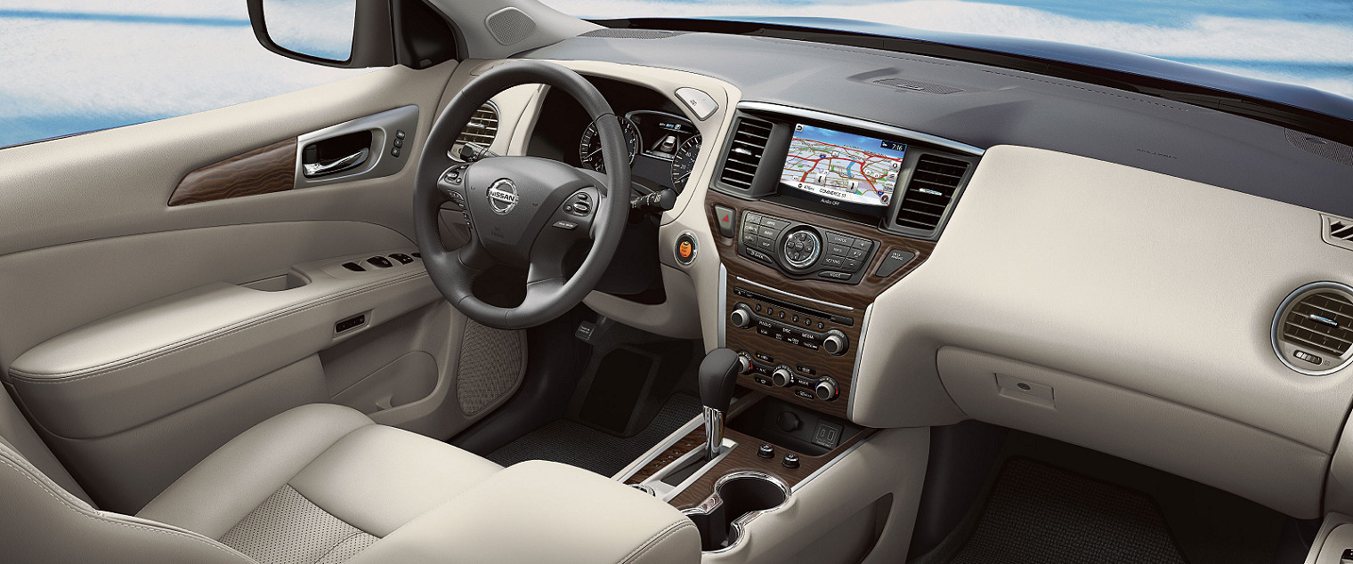 Tech Features in the 2020 Nissan Pathfinder