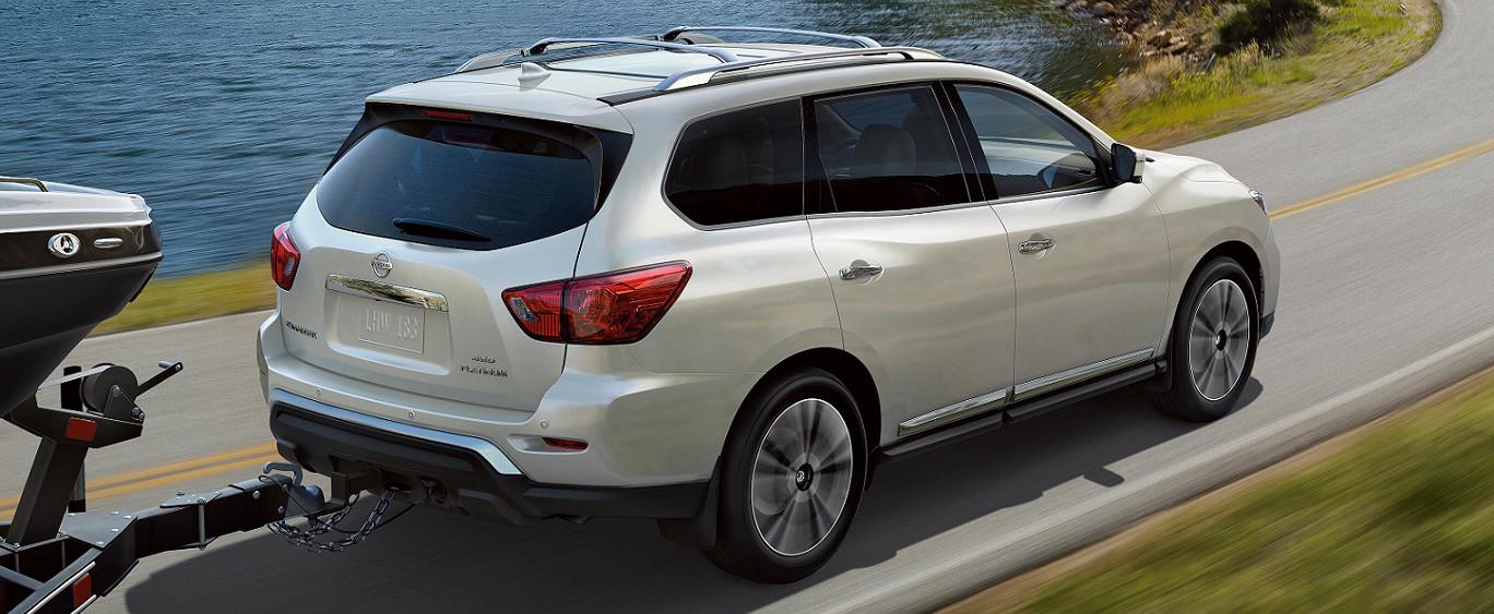 2020 Nissan Pathfinder Leasing near Sacramento, CA
