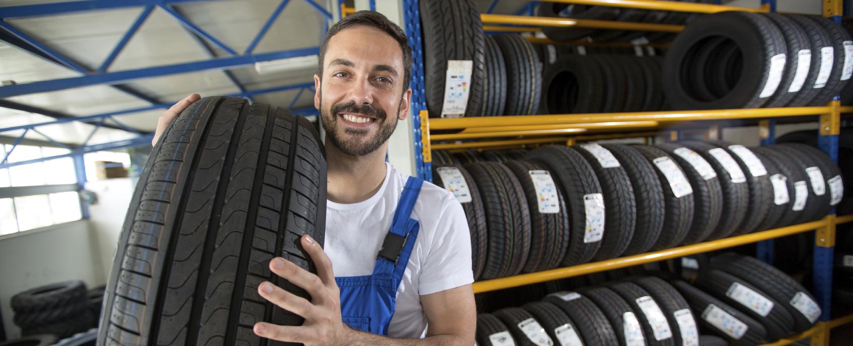 Why Buy Tires at Nissan of Elk Grove?