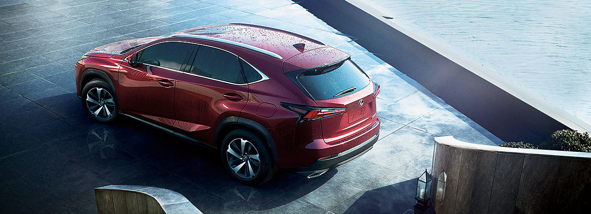 2020 Lexus NX 300 Leasing near Chicago, IL