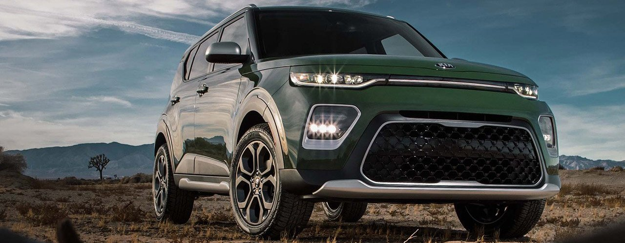 Express Yourself in the 2020 Kia Soul!