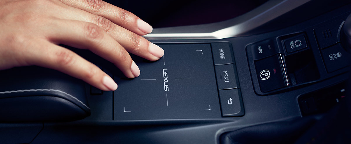 2020 Lexus 300 Remote Touchpad