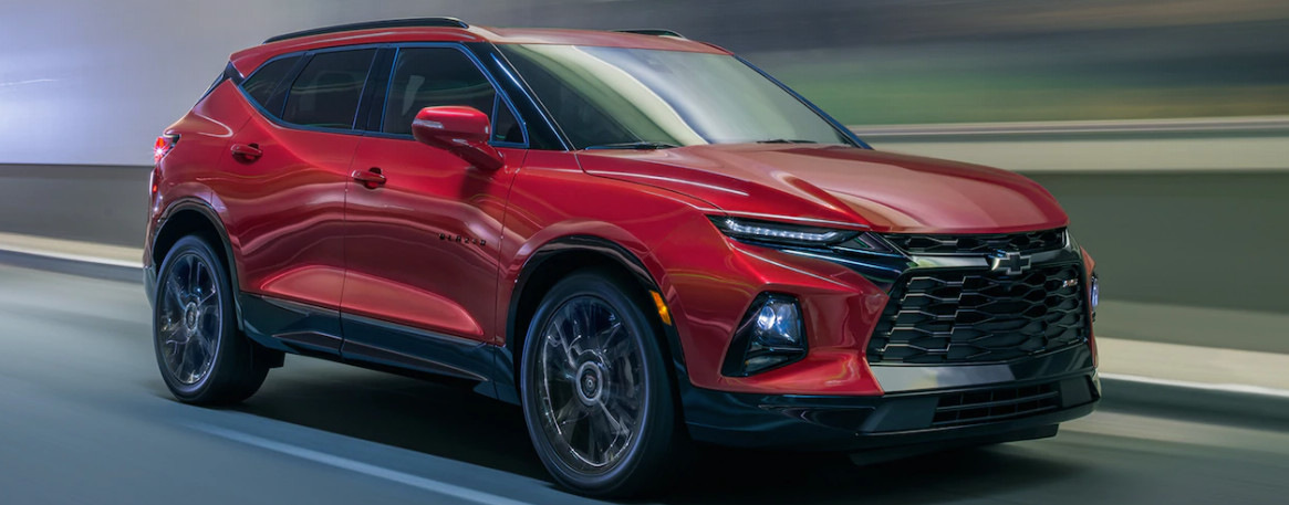 2020 Chevrolet Blazer for Sale in Davison, MI