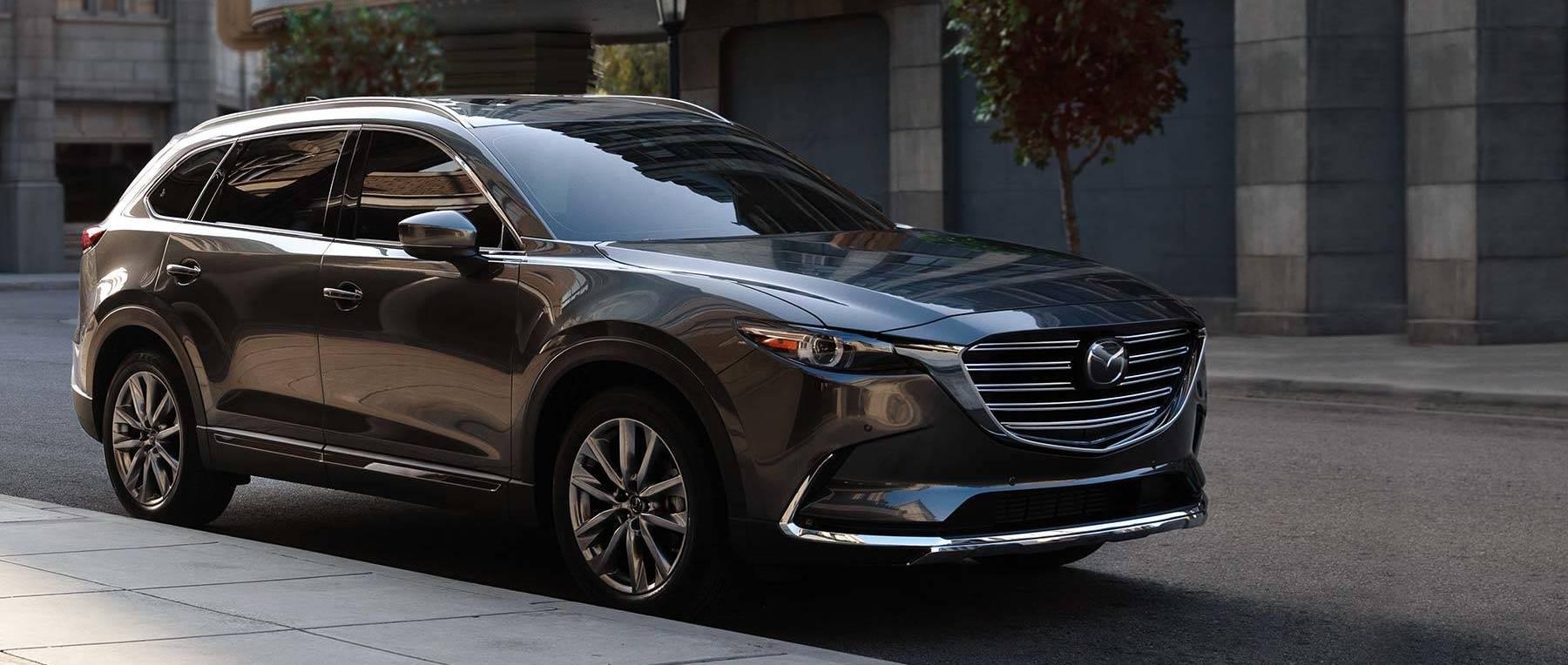 2019 Mazda CX-9 Leasing near Davis, CA