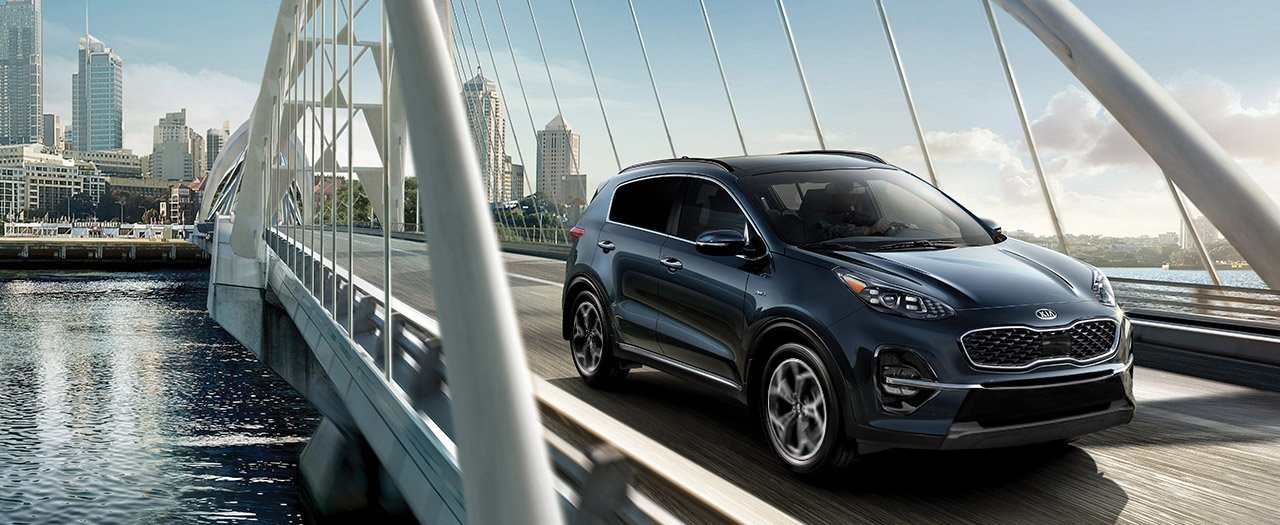 2020 Kia Sportage Leasing in San Antonio, TX
