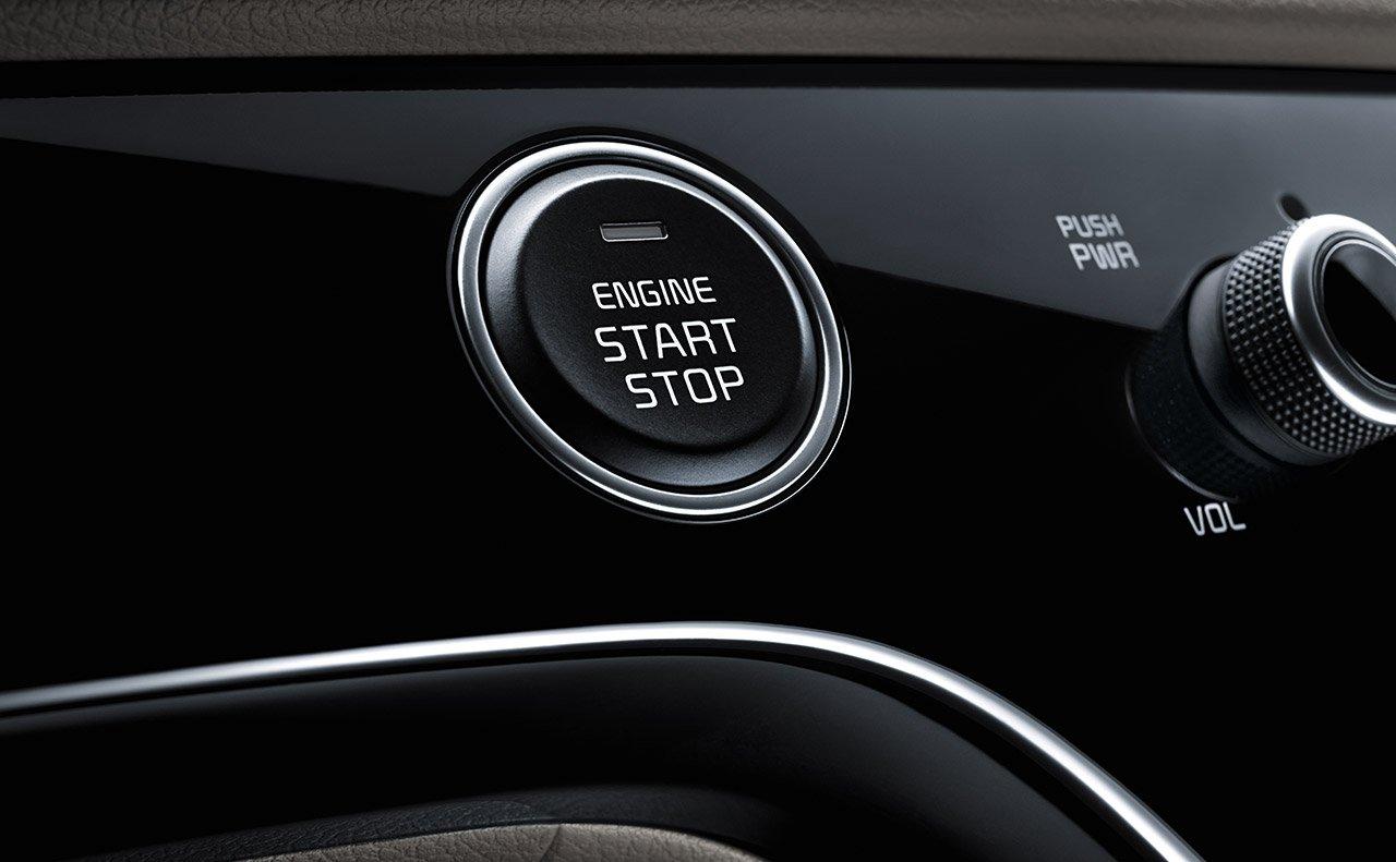 2020 Kia Sportage Push Button Start