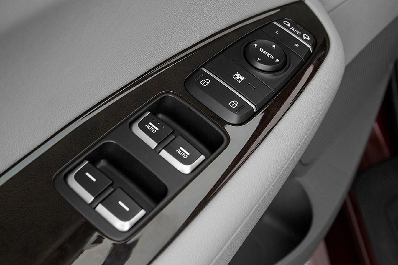 2020 Kia Optima Interior Detailing
