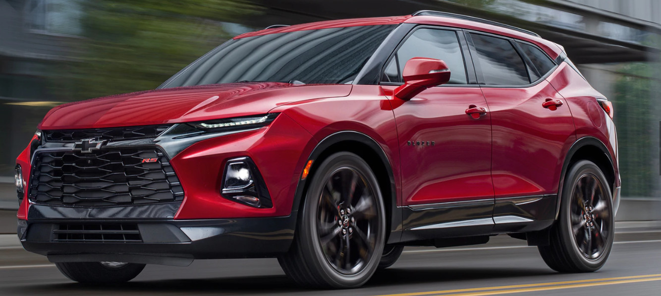2020 Chevrolet Blazer Leasing in Davison, MI