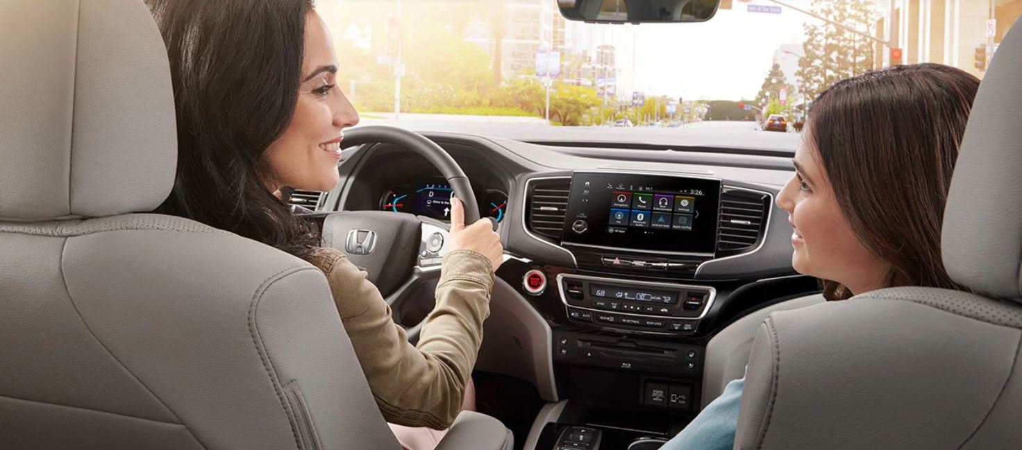 Ride Together in the 2020 Honda Pilot