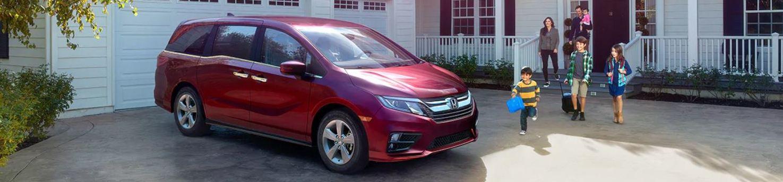 2020 Honda Odyssey Leasing in Dover, DE