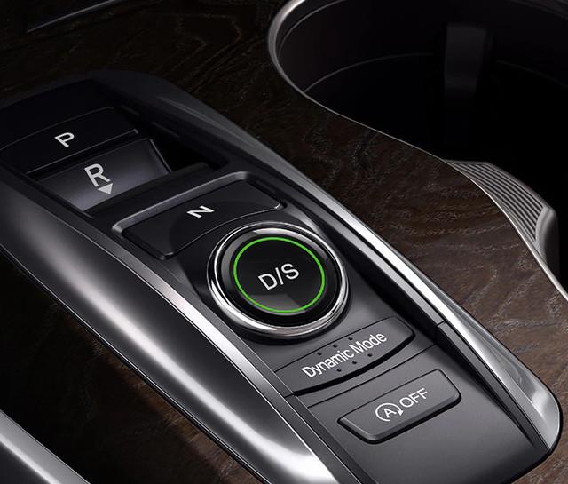 2020 Acura MDX Gear Shifter