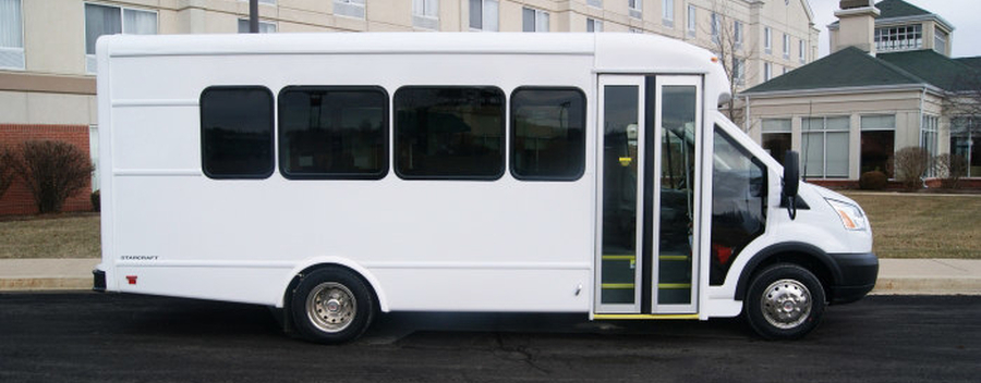 Commercial Shuttle Buses for Sale in Kankakee, IL