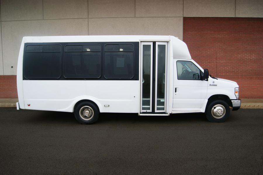 Used Shuttle Buses for Sale in Illinois