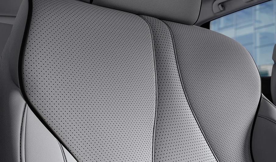 2020 Acura RDX Interior Stitching